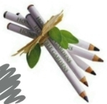 Smoking Gun eye liner pencil or mineral cosmetics in Saratov
